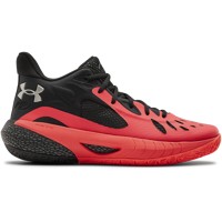 SCARPA DA BASKET DA UOMO UNDER ARMOUR HOVR HAVOC 3 ROSSA NERA