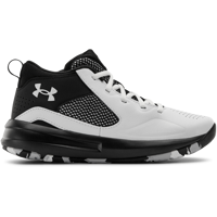 SCARPA DA BASKET UNDER ARMOUR GS LOCKDOWN 5 BIANCA
