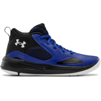 SCARPA DA BASKET UNDER ARMOUR GS LOCKDOWN 5 BLU