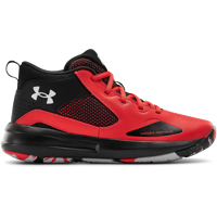 SCARPA DA BASKET UNDER ARMOUR GS LOCKDOWN 5 ROSSA