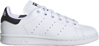 SCARPA ADIDAS JUNIOR STAN SMITH BIANCA NERA