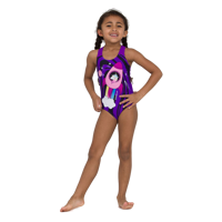 COSTUME INTERO SPEEDO PLACEMENT VIOLA NERO