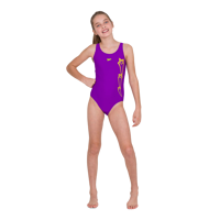 COSTUME INTERO SPEEDO PLACEMENT VIOLA GIALLO