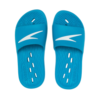 CIABATTE DA PISCINA JUNIOR SPEEDO SLIDES ONE PIECE AZZURRE