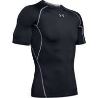 T-SHIRT DA UOMO UNDER ARMOUR HG ARMOUR SS NERA