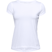 T-SHIRT DA DONNA UNDER ARMOUR HEAT GEAR BIANCA
