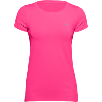 T-SHIRT DA DONNA UNDER ARMOUR HEAT GEAR ROSA
