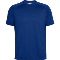 T-SHIRT DA UOMO UNDER ARMOUR UA TECH 2.0 NOVELTY BLU