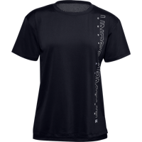 T-SHIRT DA DONNA UNDER ARMOUR ARMOUR SPORT GRAPHIC SS NERA