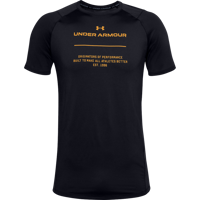 T-SHIRT DA UOMO UNDER ARMOUR MK-1 GRAPHIC SS NERA