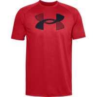 T-SHIRT DA UOMO UNDER ARMOUR TECH GRAPHIC SP SS 1 ROSSA