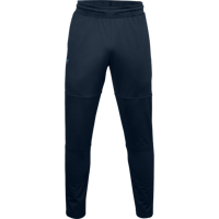 PANTALONE SPORTIVO DA UOMO UNDER ARMOUR PROJECT ROCK KNIT TRACK  BLU