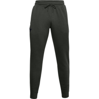 PANTALONE SPORTIVO DA UOMO UNDER ARMOUR PROJECT ROCK CHARGED COTTON FLEECE VERDE