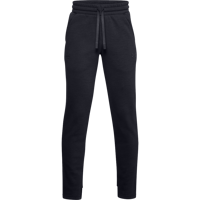 PANTALONE SPORTIVO DA RAGAZZO UNDER ARMOUR PROJECT ROCK CHARGED COTTON NERO