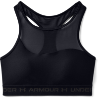 REGGISENO SPORTIVO UNDER ARMOUR MID CROSSBACK M BRA NERO