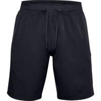 SHORT DA UOMO UNDERARMOUR PROJECT ROCK FLEX WOVE NERO