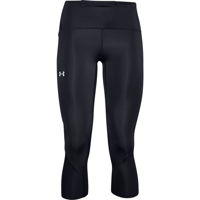 LEGGINGS 7/8 DA DONNA UNDER ARMOUR FLY FAST 2.0 HG CROP NERO