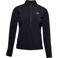 GIACCA DA DONNA UNDER ARMOUR LAUNCH 3.0 STORM  NERA