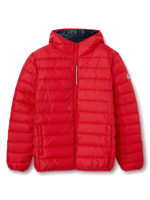 BOMBER DA UOMO CON CAPPUCCIO NORTH SAILS SKYE 2 CHINESE RED