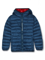 BOMBER CON CAPPUCCIO DA BAMBINO NORTH SAILS SKYE 2 DARK DENIM