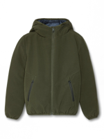 BOMBER DA BAMBINO NORTH SAILS HOBART 2 SOFTSHELL FOREST GREEN