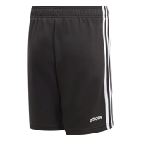 SHORT JUNIOR ADIDAS ESSENTIALS 3-STRIPES KNIT NERO