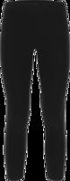 LEGGINGS BAMBINA CON SCRITTA COMPOSTA DA MICRO BORCHIE 7/8 FREDDY NERO