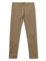PANTALONI DA UOMO  CHINO SLIM NORTH SAILS WINTER KHAKI