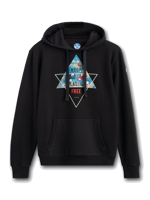 FELPA CON CAPPUCCIO DA UOMO HOODED SWEAT NORTH SAILS NERA