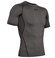 T-SHIRT DA UOMO UNDER ARMOUR HG ARMOUR SS GRIGIA