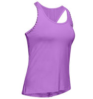 CANOTTIERA DA DONNA UNDER ARMOUR UA KNOCKOUT TANK LILLA