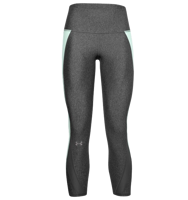 LEGGINGS 7/8 DA DONNA UNDER ARMOUR COLORBLOCK  GRIGIO