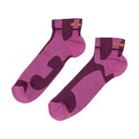 CALZE DIADORA CUSHION QUARTER SOCKS VIOLA