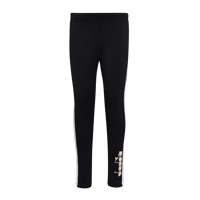 LEGGINGS DA BAMBINA DIADORA JG.LEGGINGS 5PALLE NERO
