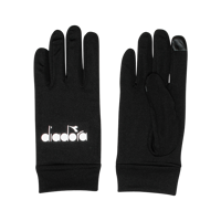 GUANTI UNISEX DIADORA WINTER GLOVES TOUCH NERI