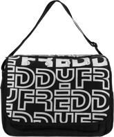BORSA MESSENGER BAG IN NYLON CON STAMPA REFLEX FREDDY NERA