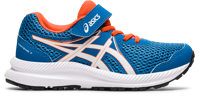 SCARPA DA CORSA JUNIOR ASICS GEL-CONTEND 7 PS BLU