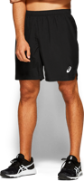 SHORT DA UOMO ASICS SILVER 7IN PERFORMANCE NERO