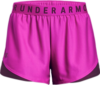 SHORT DA DONNA UNDERARMOUR PLAY UP 3.0 FUXIA