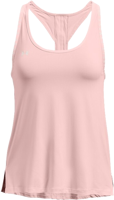 CANOTTA DA DONNA UNDER ARMOUR KNOCKOUT TANK ROSA CHIARO