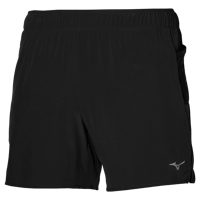 SHORT RUNNING DA UOMO MIZUNO ACTIVE ALPHA NERO