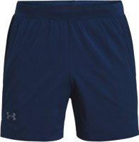 SHORT DA UOMO UNDERARMOUR UA LAUNCH SW 5'' BLU