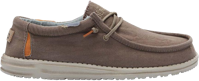 SCARPA DA UOMO DUDE WALLY WASHED WALNUT