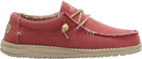 SCARPA DA UOMO DUDE WALLY BRAIDED POMPEIAN RED