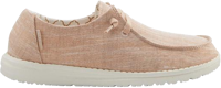 SCARPA DA DONNA DUDE WENDY SPARKLING ROSE GOLD