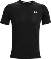 T-SHIRT MANICA CORTA UOMO UNDER ARMOUR STREAKER RUN NERA