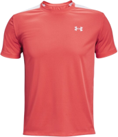 T-SHIRT MANICA CORTA UOMO UNDER ARMOUR SPEED STRIDE ARANCIO PASTELLO
