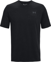 T-SHIRT MANICA CORTA UOMO UNDER ARMOUR VENT CAMO NERA