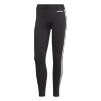 LEGGINGS DA DONNA ADIDAS ESSENTIALS 3-STRIPES NERO