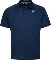 POLO UOMO TENNIS HEAD PERF BLU SCURO